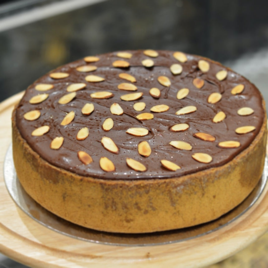 Nutella Cheesecake (Whole) -Coffee Project
