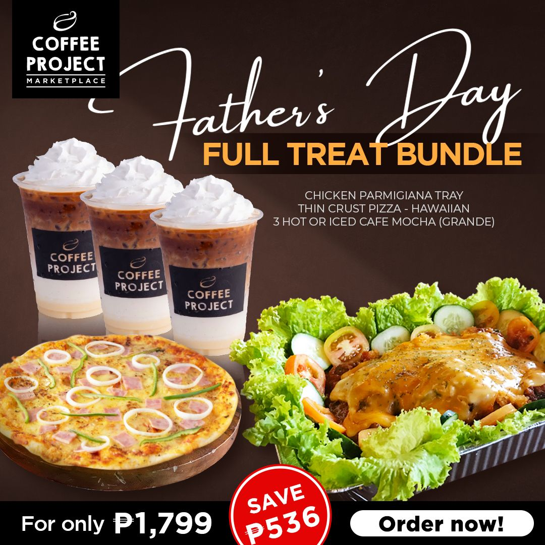 Father's Day Full Treat Bundle