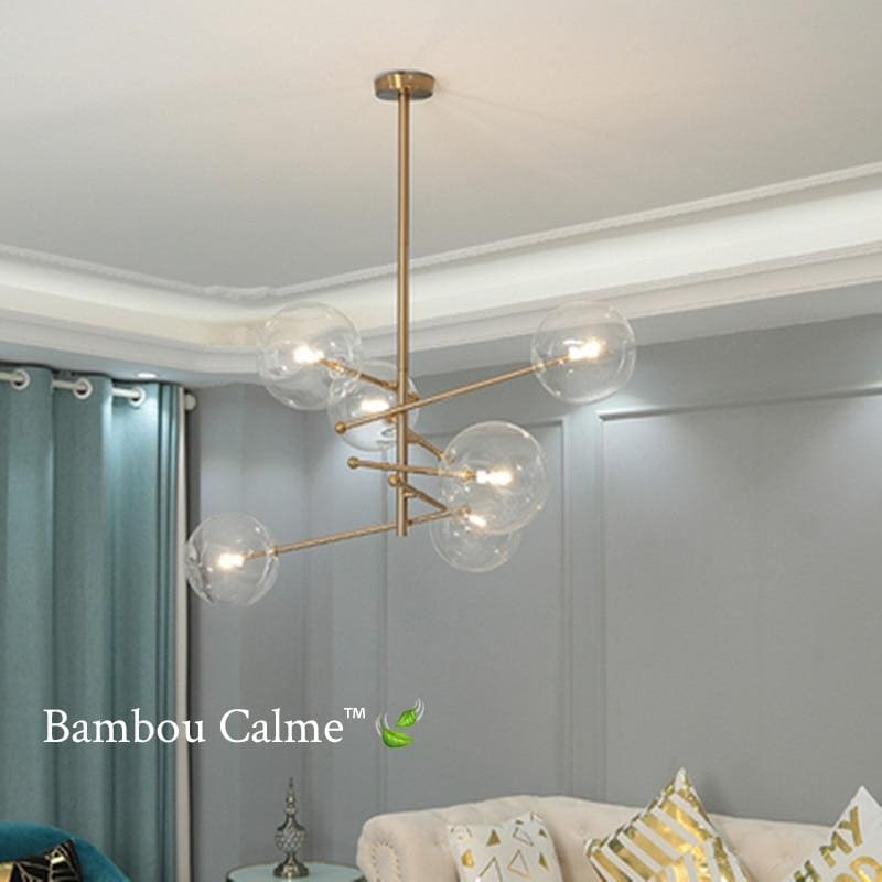 Lampes suspendues Astra | Bambou Calme