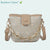 Sac Paille Little <br>Rotin Coquillage Clair