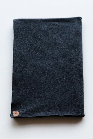 The Maine Nursing Wrap - Grey Marl