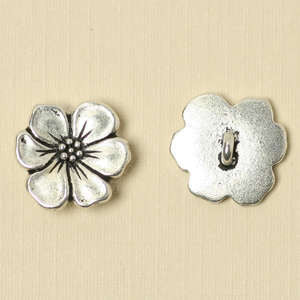 Apple Blossom- Silver