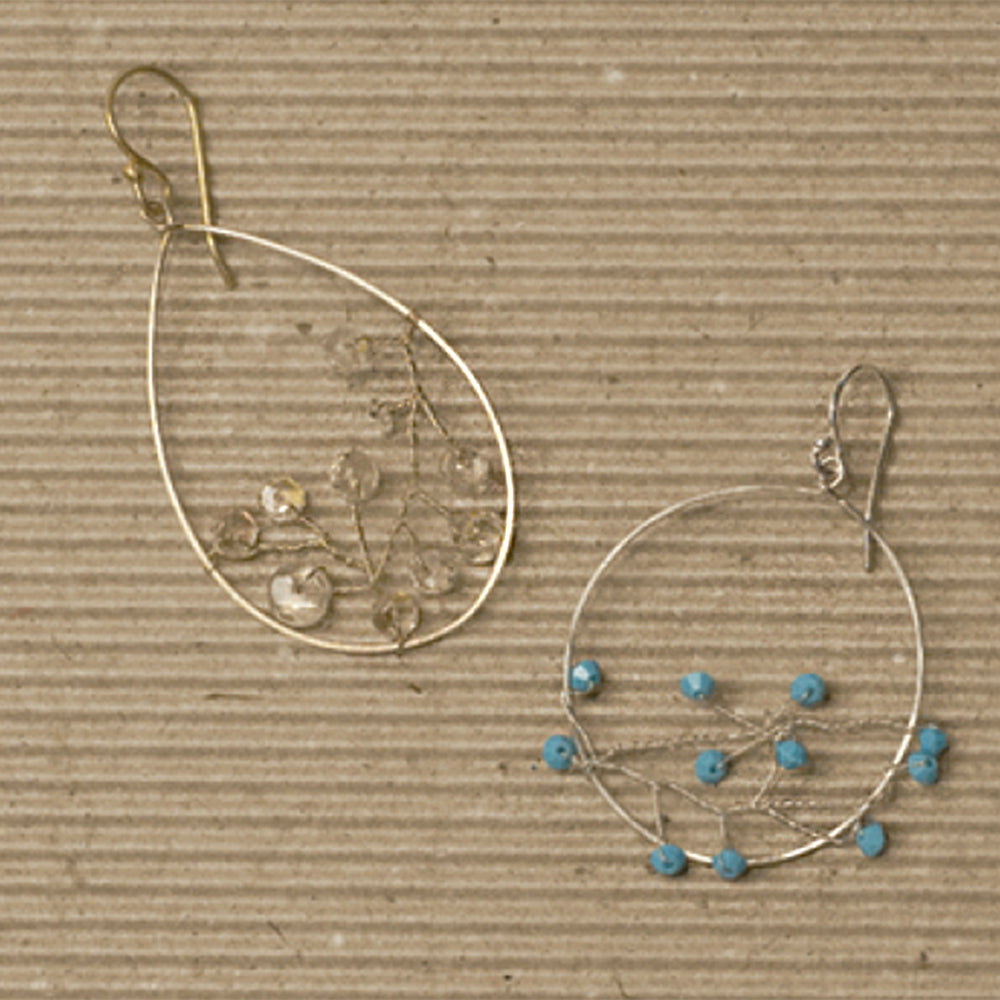 Branch Wire Earrings