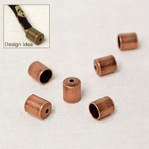 Capped Off-6mm- Copper
