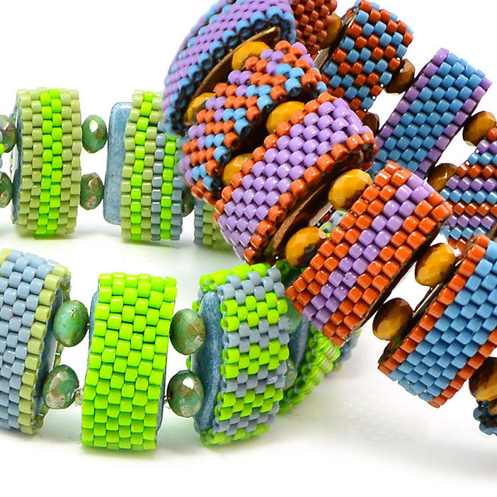 Carrier Bead Bracelet Recipe