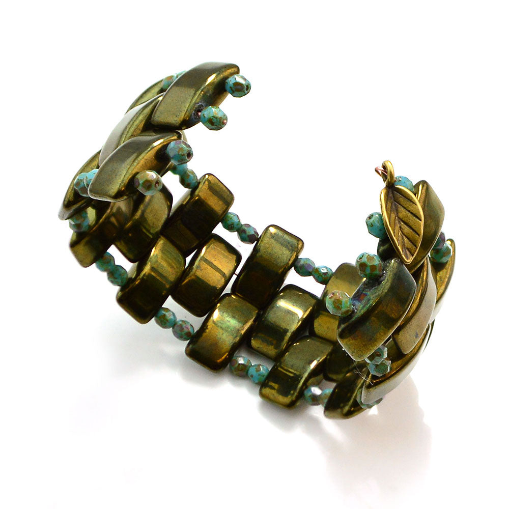 Carrier Bead Cuff