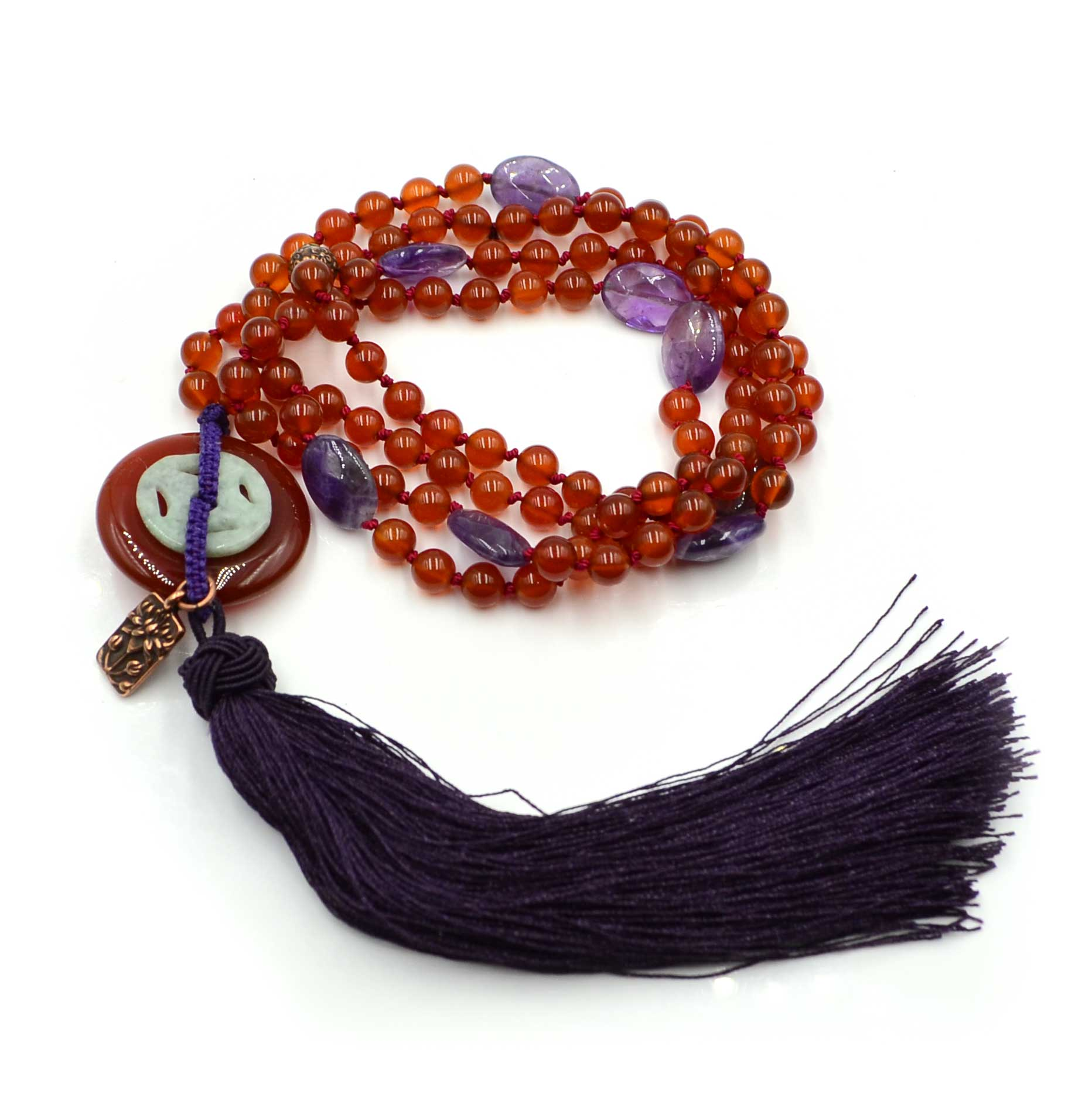 How to Knot a Mala