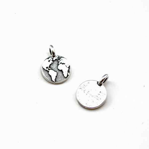Little Earth- Antique Silver