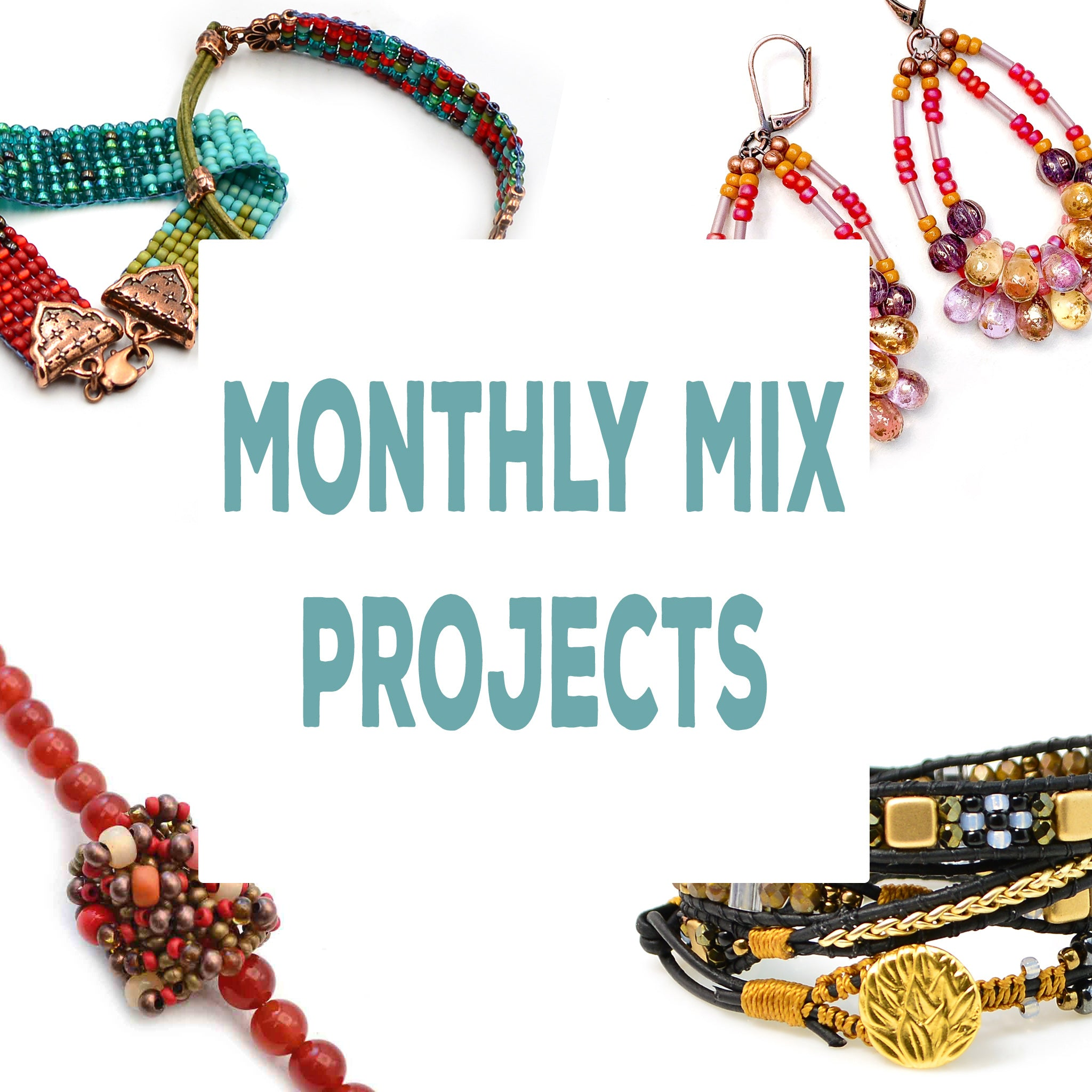 Monthly Mix Projects