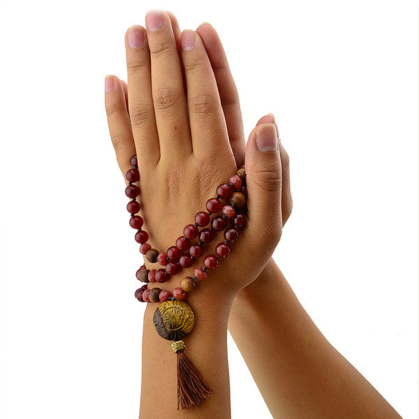 Passion- Mala Necklace