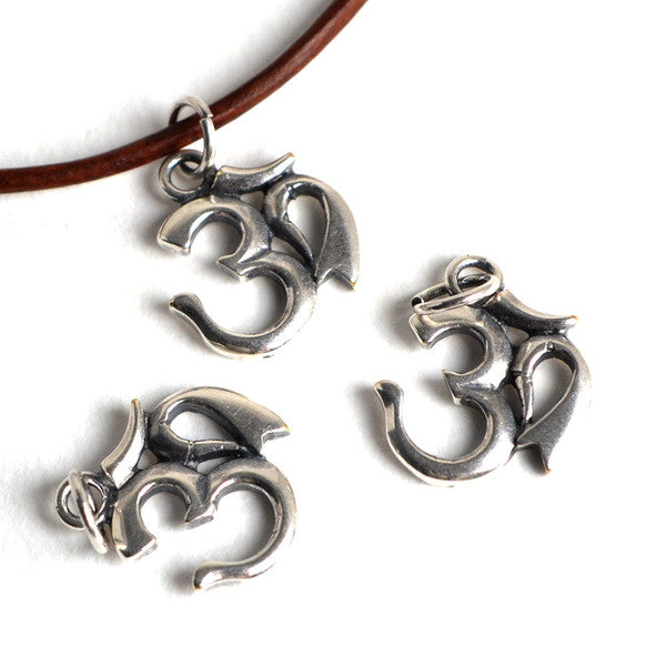 Sacred Symbol Two- Silver