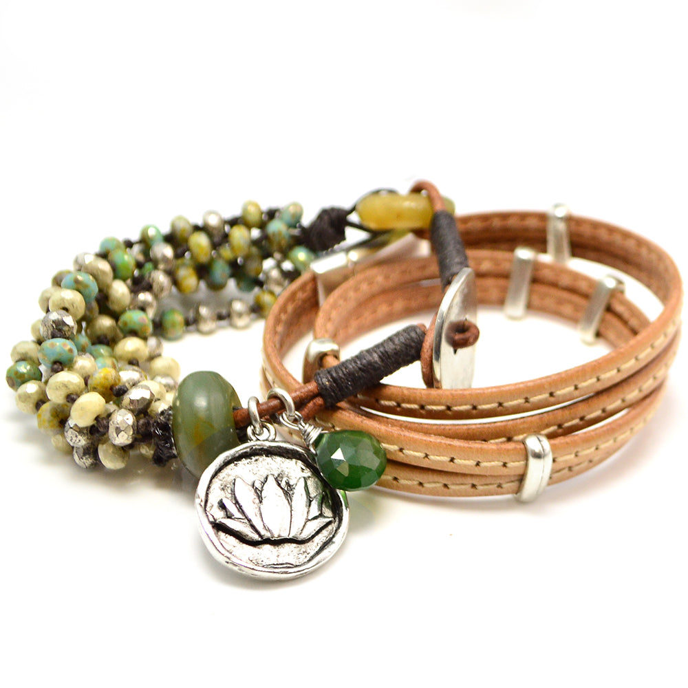 Trail's End Bracelet Set