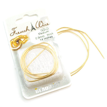 Medium French Bullion-Gold