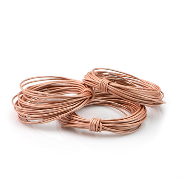 Metallic Rose Gold- 1.0mm Indian