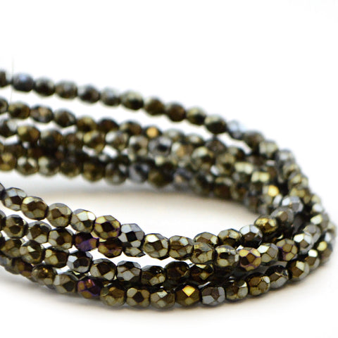 3mm- Iris Brown - Beadshop.com