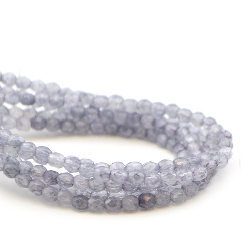 3mm- Luster Stone Gray
