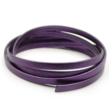Pearlized Metallic Purple- 5mm
