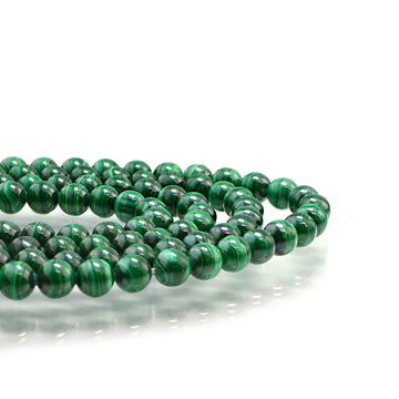 Malachite- 6mm Round