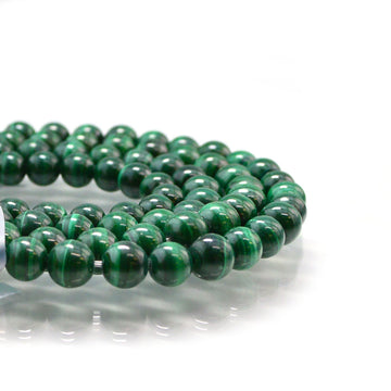 Malachite- 8mm Round