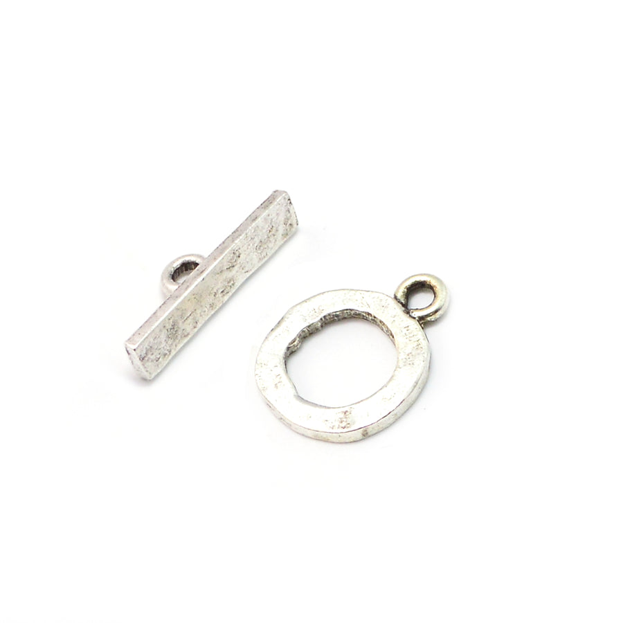 Essential Toggle- Antique Silver