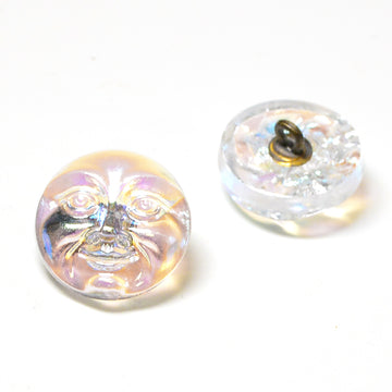 Full Moon- Transparent AB - Beadshop.com