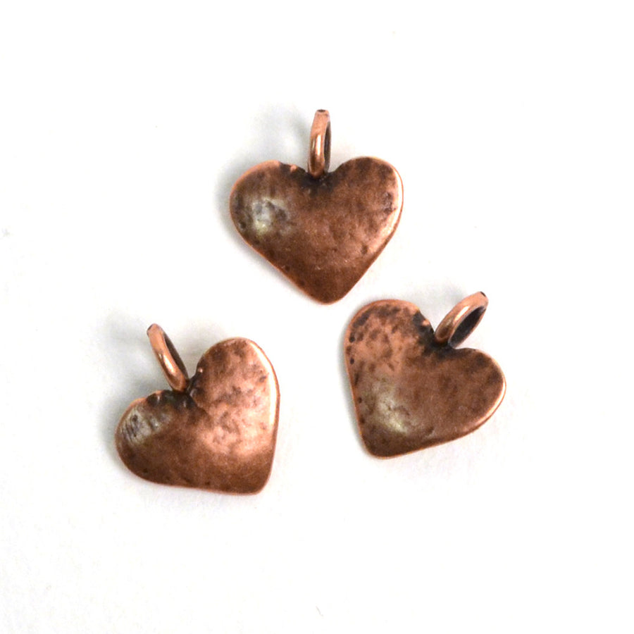 Be Still-Copper , Charms - JBB International, Beadshop.com