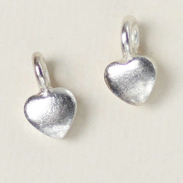 Two Hearts are Better , Charms - Hands of the Hills, Beadshop.com
