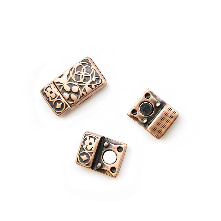 Book of Kells- Copper , Clasps - Best Beads, Beadshop.com
