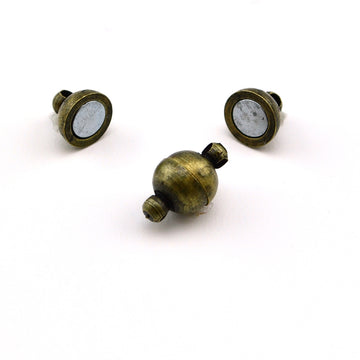 Cuties- Antique Brass , Clasps - Continental, Beadshop.com