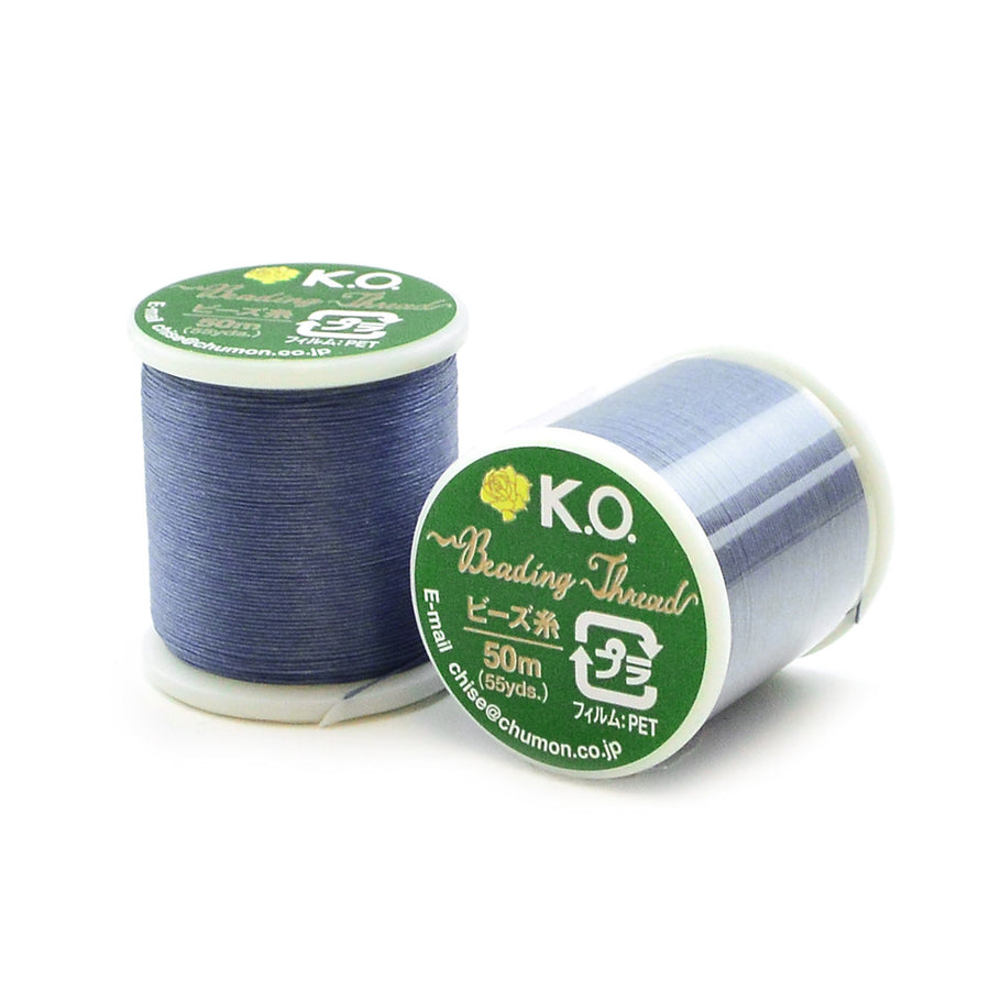 Denim Blue- KO Thread - Beadshop.com