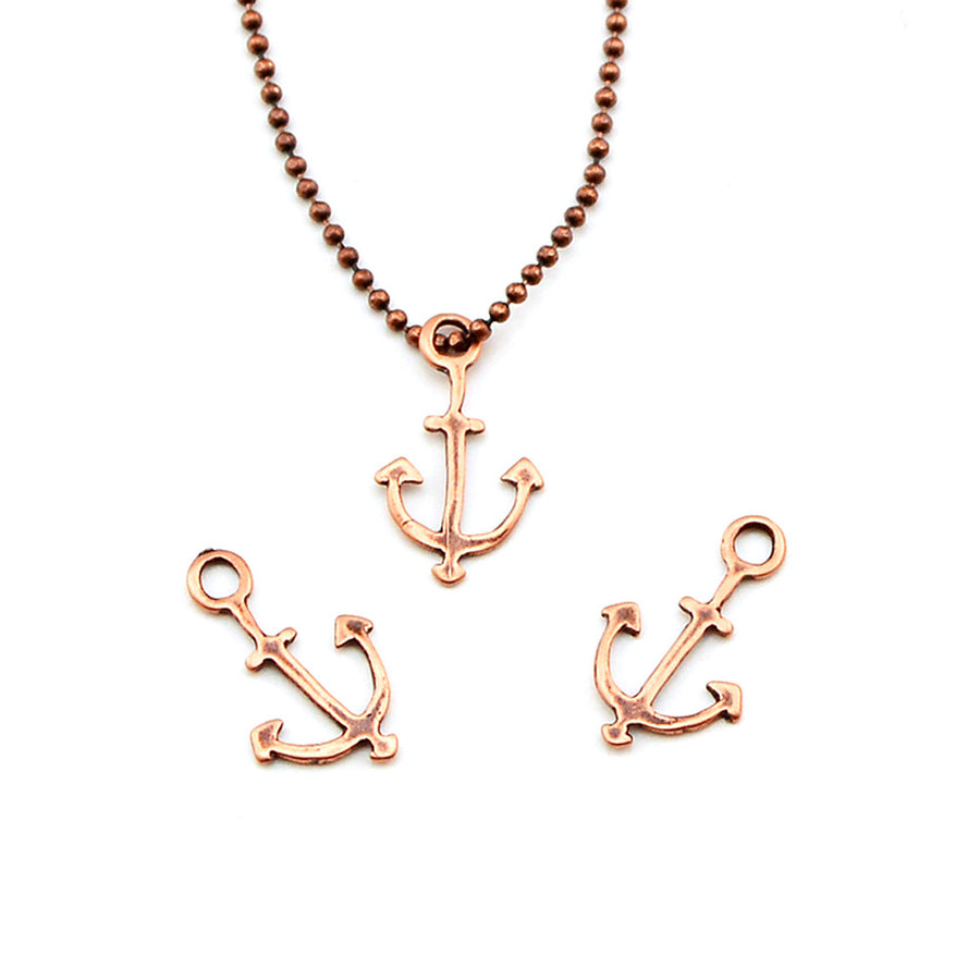 Out to Sea- Copper , Charms - JBB International, Beadshop.com