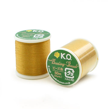 Gold- KO Thread - Beadshop.com