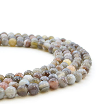 Kalahari- 6mm , Gemstone - Dakota Stones, Beadshop.com - 2