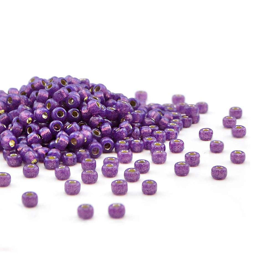 8-4248  Duracoat S/L Dyed Dark Lilac - Beadshop.com