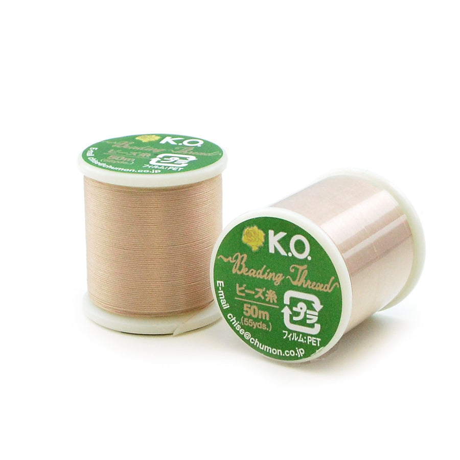 Natural- KO Thread - Beadshop.com
