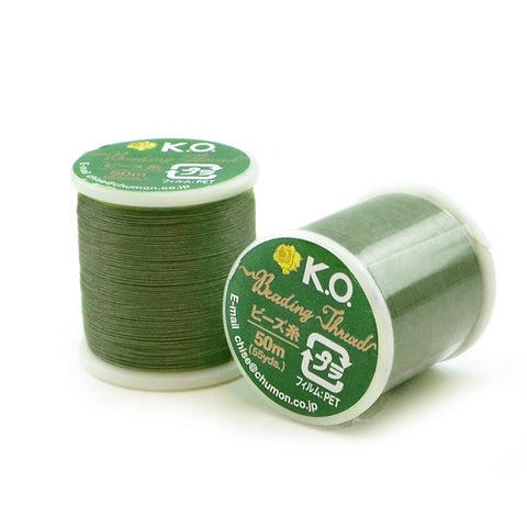 Dark Olive- KO Thread