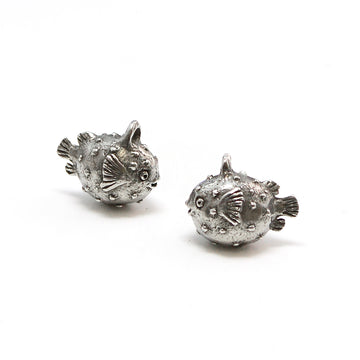 Baby Puffer- Pewter - Beadshop.com