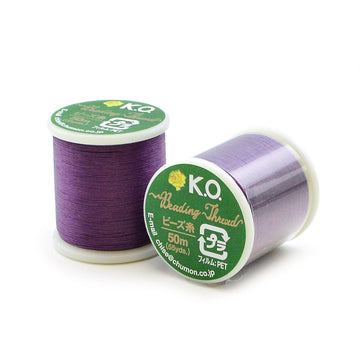 Dark Purple- KO Thread - Beadshop.com