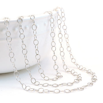 Endless Love- Antique Silver , Chain - Continental, Beadshop.com