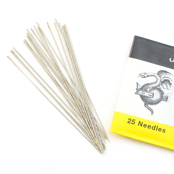 Size 12 25 Pack Beadsmith Seed Bead Needles