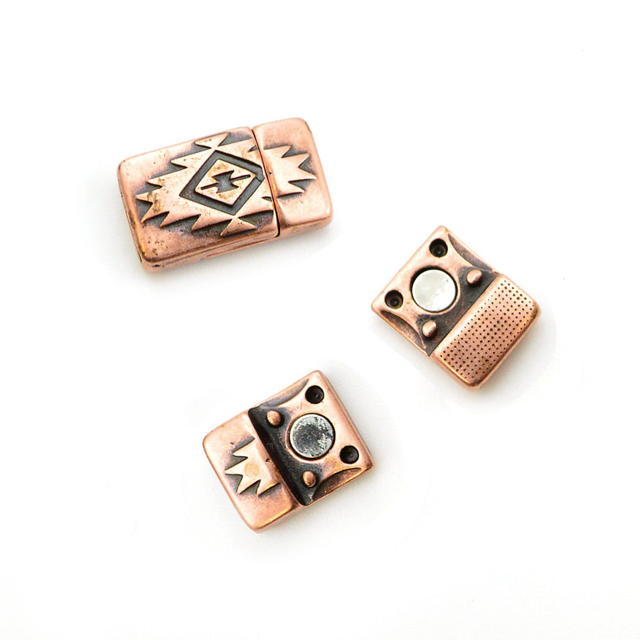 Spirit- Copper , Clasps - Best Beads, Beadshop.com