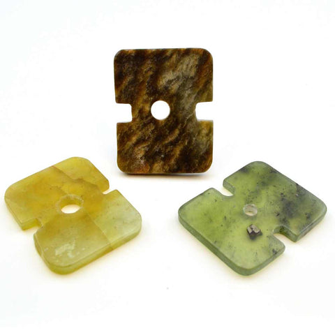 Puzzling- Serpentine , Vintage Finds - All Seasons, Beadshop.com