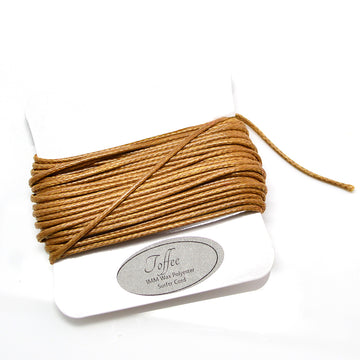Toffee Surfer Cord- 1.0mm