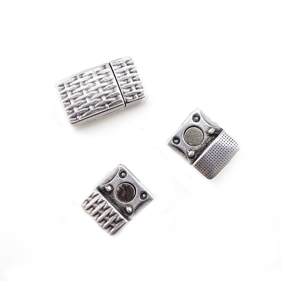 Woven , Clasps - Helby, Beadshop.com