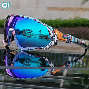 Original TR90 Polarized Sports Sunglasses (Cycling MTB ATB Skiing Snowboarding) - trendshades.com