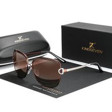 Load image into Gallery viewer, Womens Popular Brand Designer Polarized Sunglasses - trendshades.com
