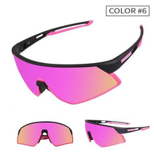 Load image into Gallery viewer, Lightweight Cycling Sunglasses Multiple Lens Config Myopic Frame Polarized Photochromic - trendshades.com