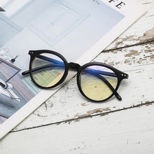 Load image into Gallery viewer, Oval Frame Anti Blue Light Glasses For Women - trendshades.com