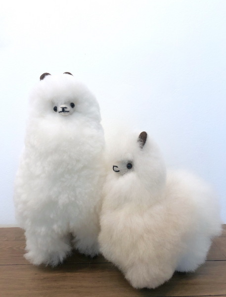 Latierra Alpaca Plush Toy - Small & Large