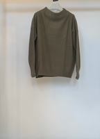 Revive Cashmere Funnel Neck Sweater
